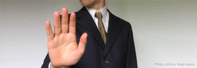 Le vendeur peut-il refuser le retour d'un article qui n'a pas fait l'objet d'une demande d'autorisation préalable ?